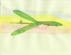 green plane 8.5